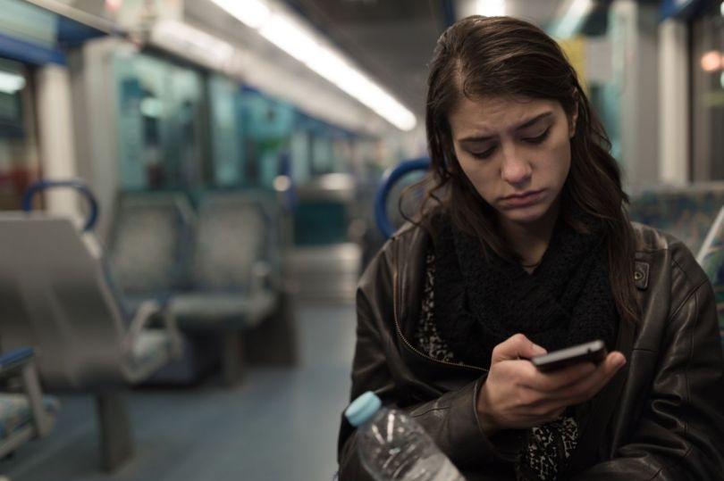 Femme – Smartphone - 1
