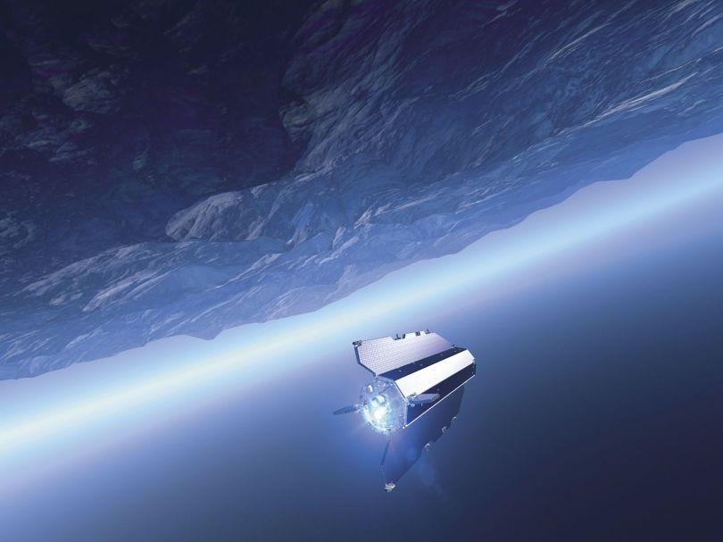 GOCE – ESA - 1