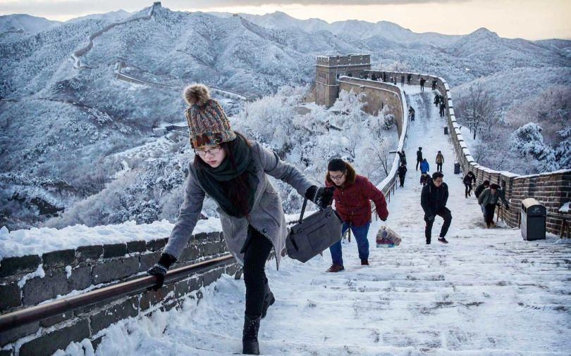Great Wall - Muraille de Chine