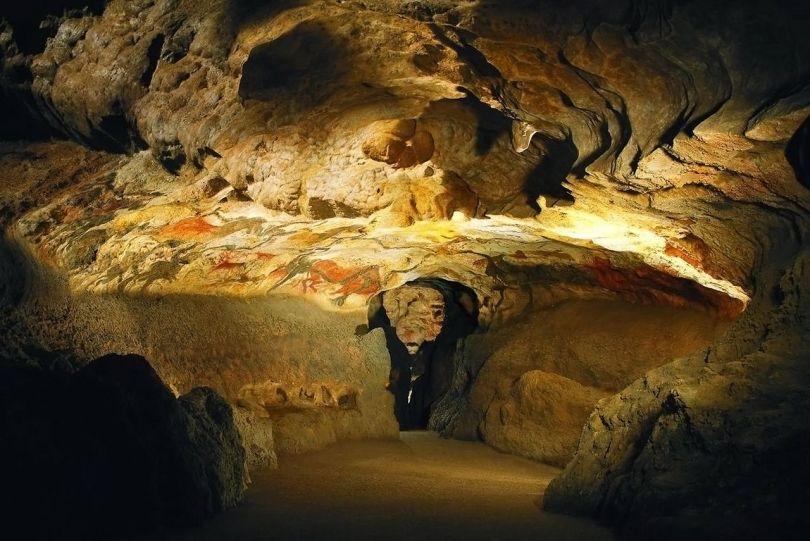 Grotte de Lascaux - Peintures rupestres - 2