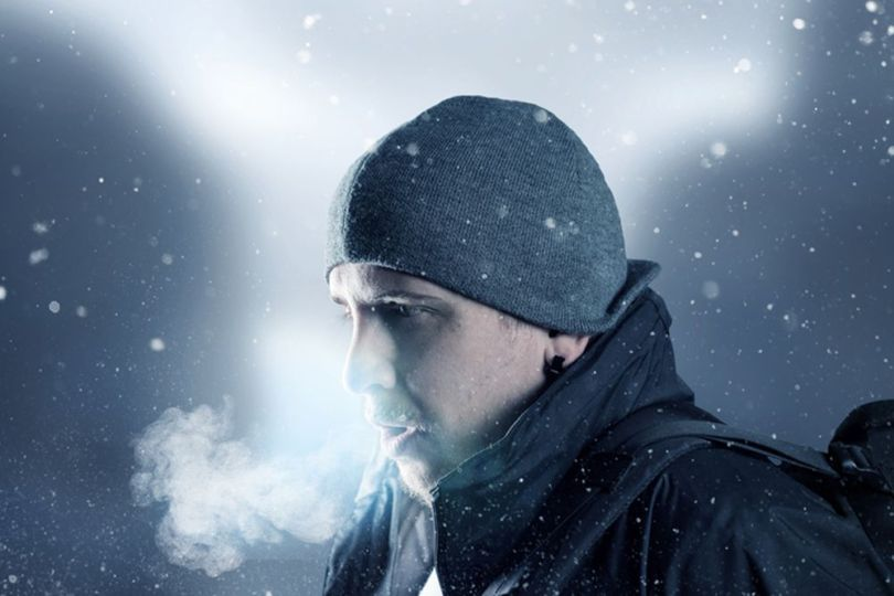 Homme - Hiver