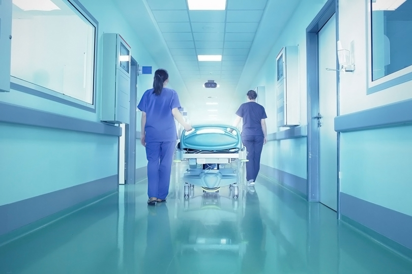 Infirmière - Hôpital