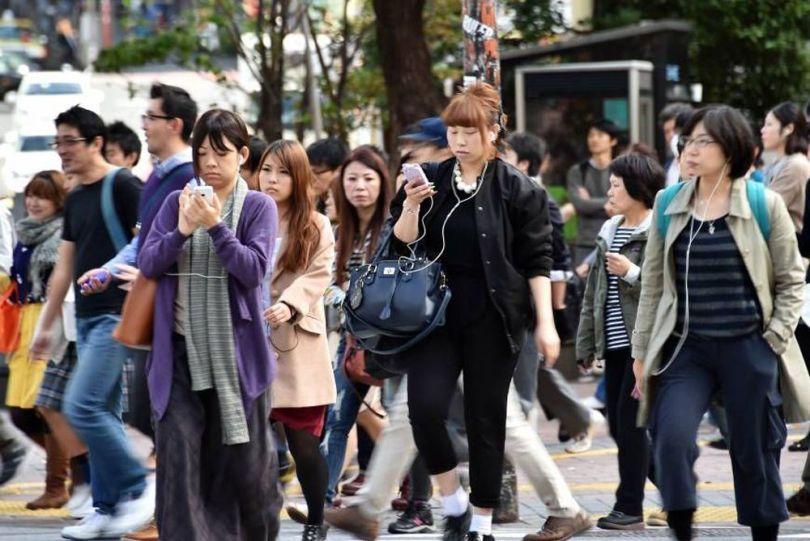 Japon – Adolescents