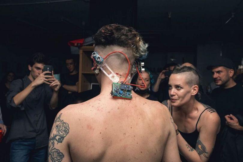 Joe Dekni – Cyborg - Chauve-souris - 1