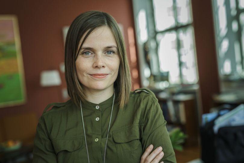 Katrin Jakobsdottir - Premier ministre - Islande