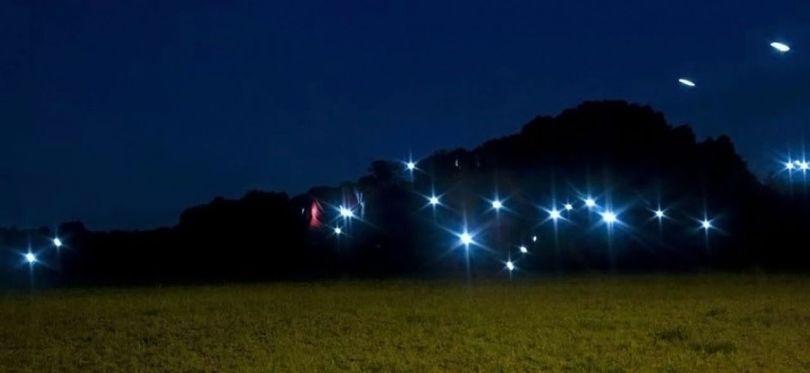 Marfa lights – Texas - 1