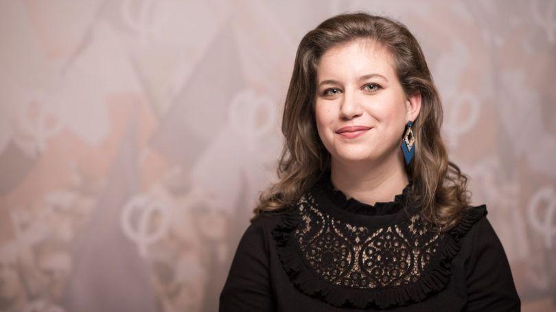 Mathilde Panot - Députée française - 1
