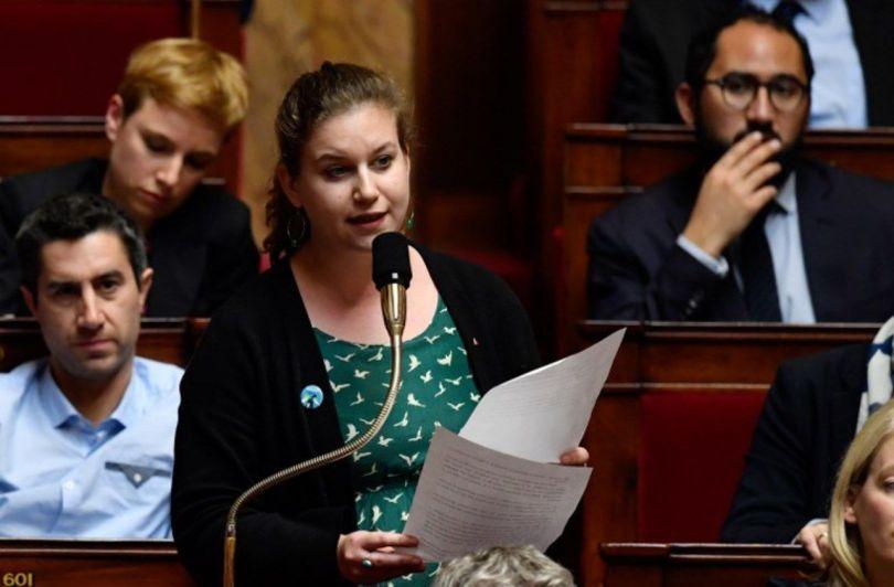 Mathilde Panot - Députée française - 2