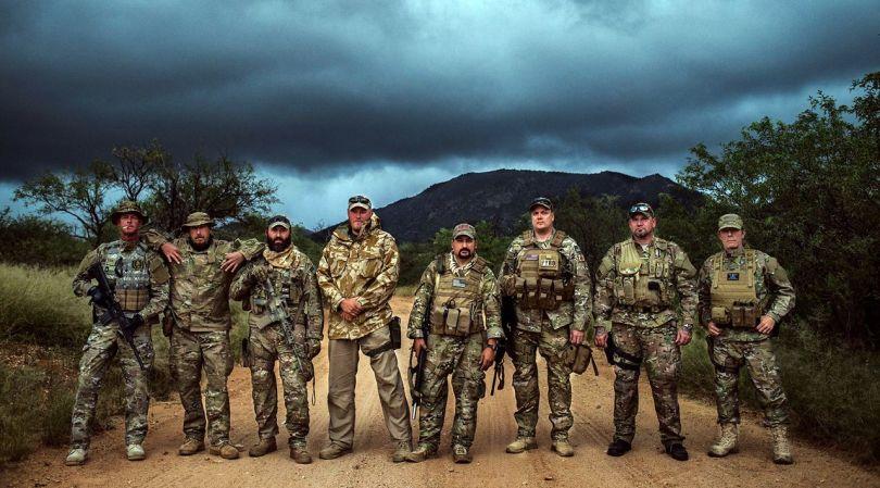 Milice armée – USA - 1