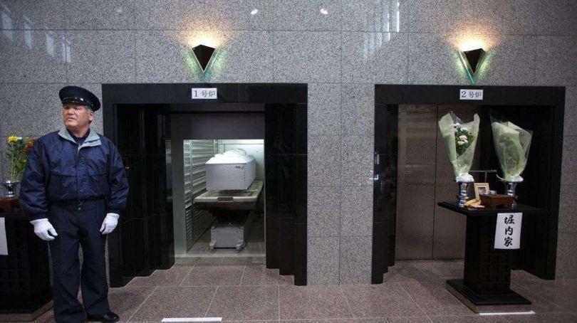 Rite funéraire – Hôtel – Japon - 3