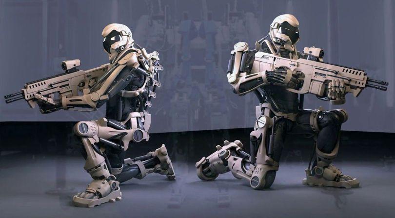 Robots-tueurs - 2