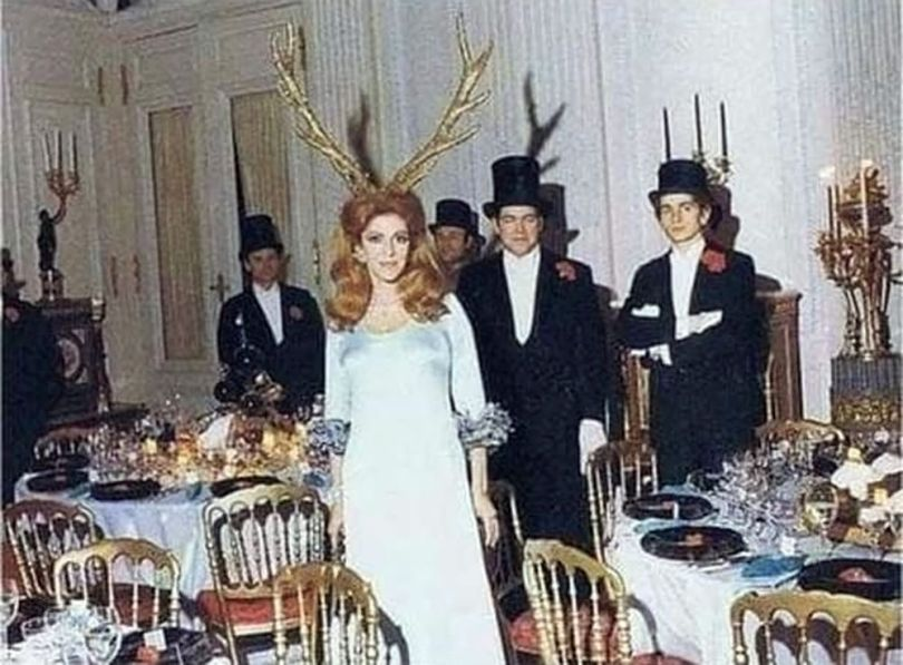 Rothschild - Bal masqué – Illuminati - 1