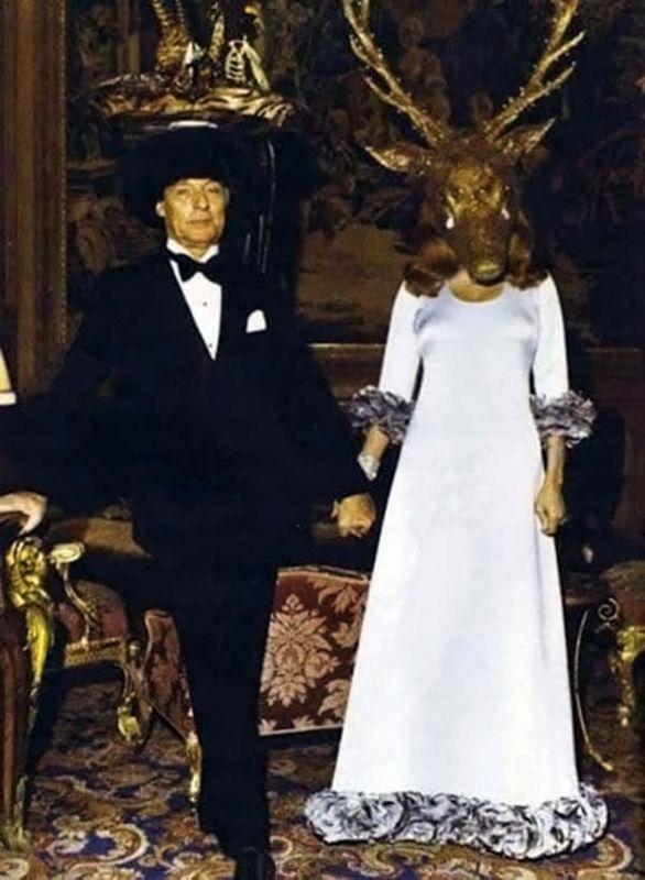 Rothschild - Bal masqué – Illuminati - 2