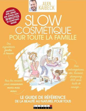 Slow cosmétique - Livre
