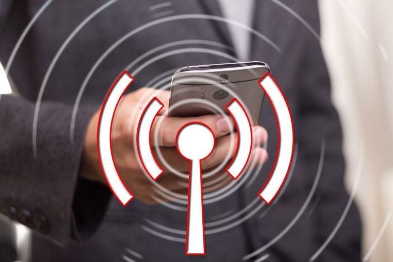 Smartphone - Wi-Fi