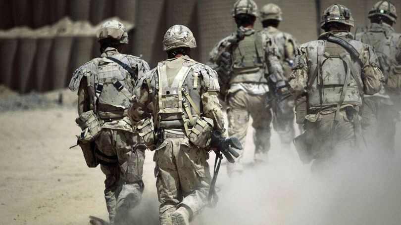 Soldats – US Army - 1