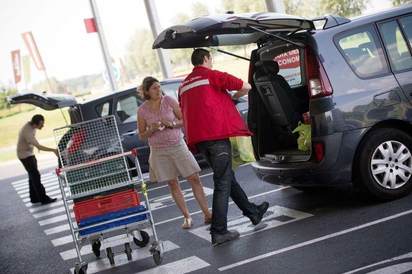 Supermarchés Drive - 1