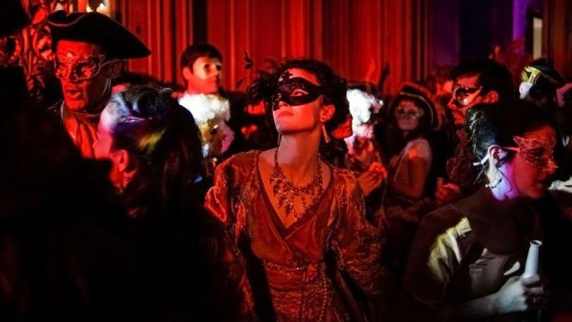 UNICEF - Bal masqué – Illuminati - 2