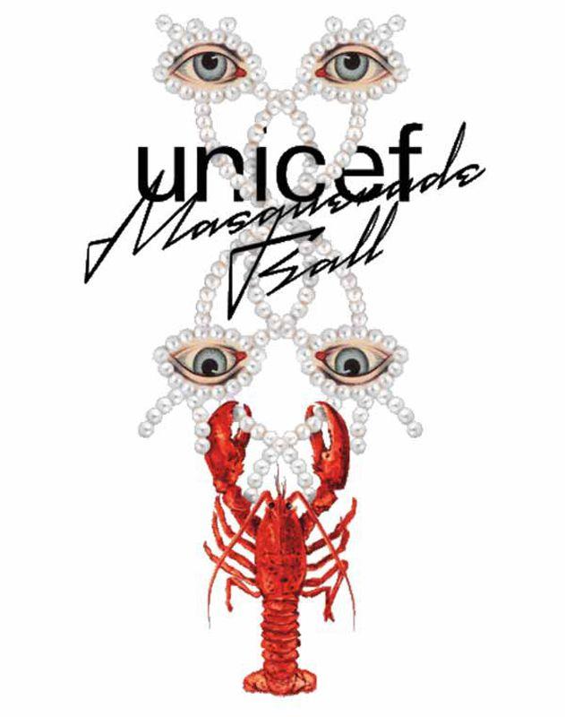 UNICEF - Bal masqué – Illuminati – 11