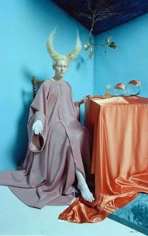 UNICEF - Bal masqué – Illuminati – 13