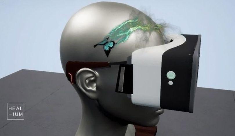 VR Heal-ium – Réalité virtuelle - 3