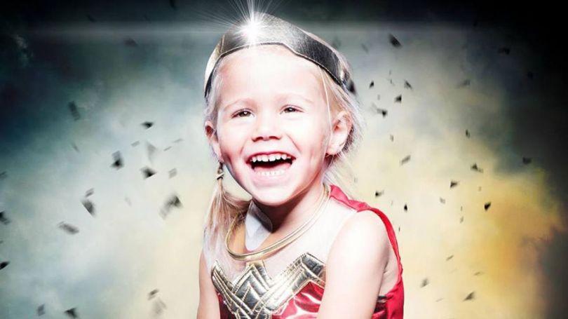 Wonder Augustine - Enfant - Cancer
