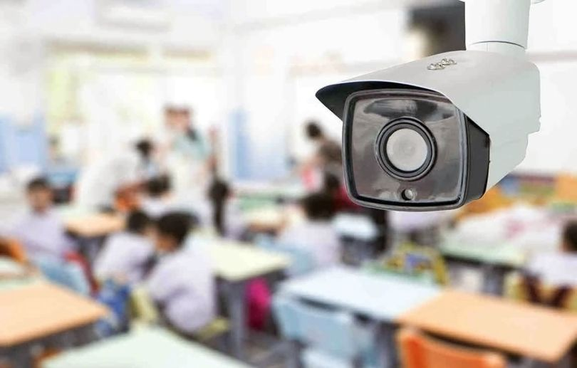 Caméra - Ecole