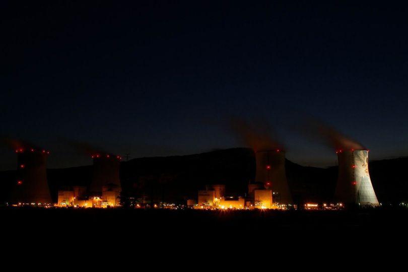Centrale nucléaire de Cruas - 1