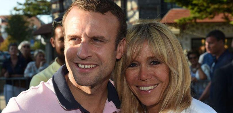 Couple Macron - 1