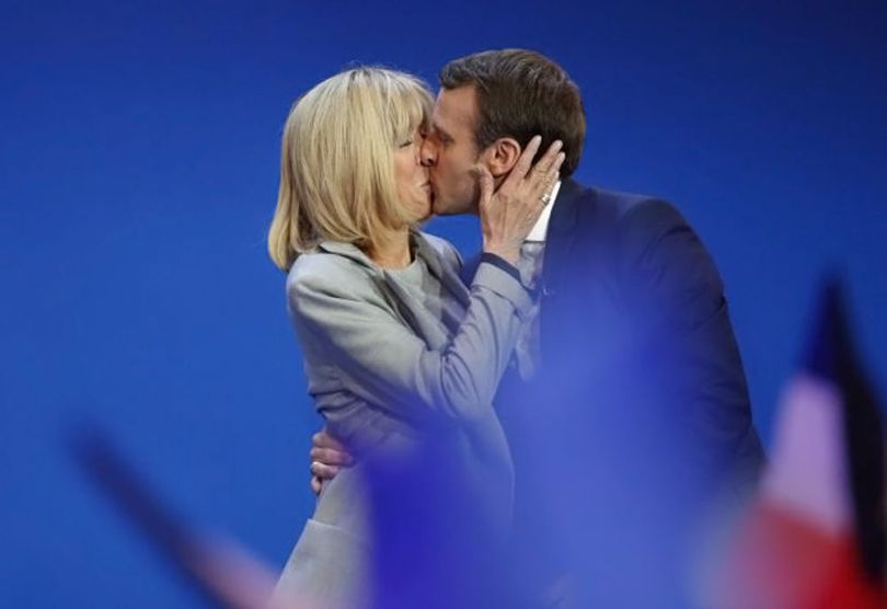Couple Macron - 2