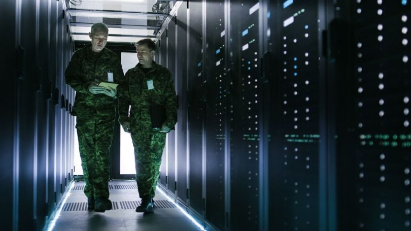 Data Center - Militaires
