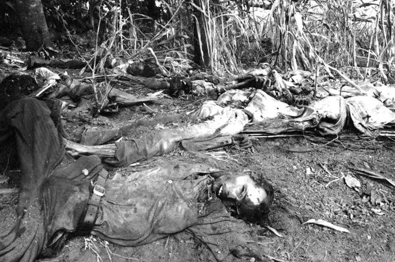 Escadrons de la mort - Famille Bush - 1