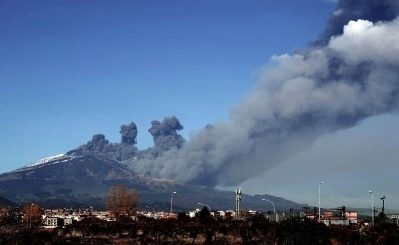 Etna – Volcan – Sicile - 2