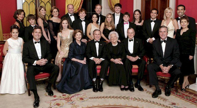Famille Bush
