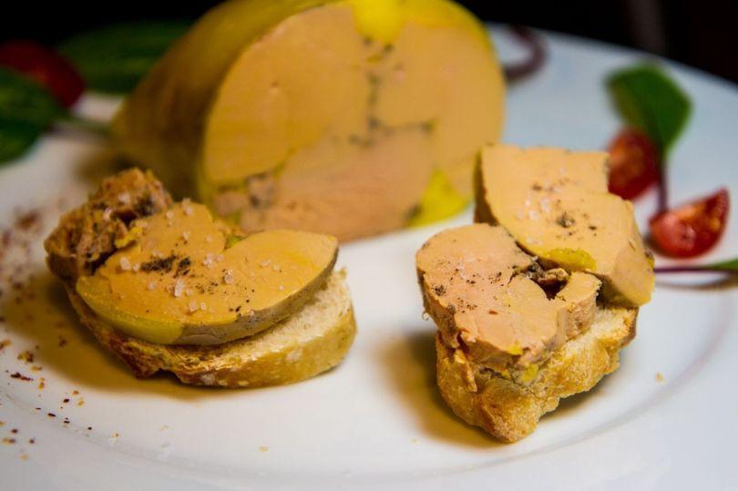 Foie gras - A