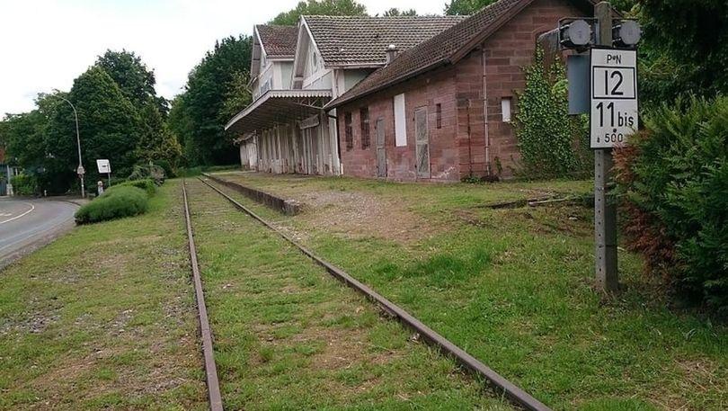 Gare – Guebwiller - A
