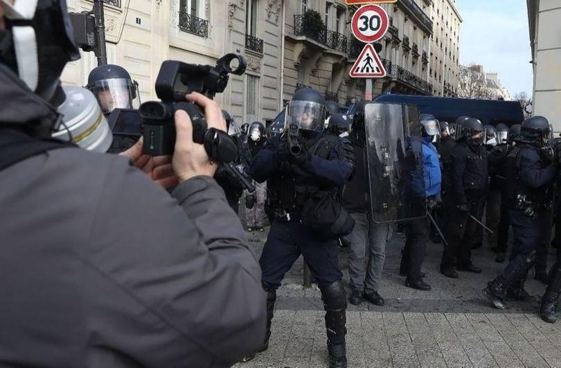 Gilets Jaunes – Journalistes - 3