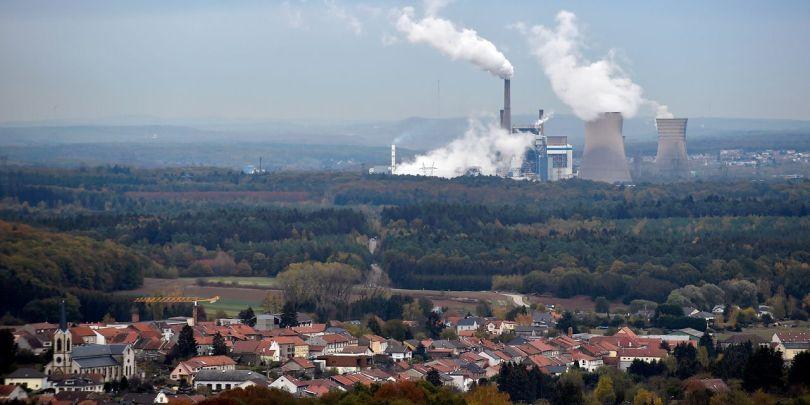 La centrale de Saint-Avold - 1