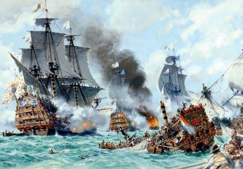 Marine – France – Histoire - A
