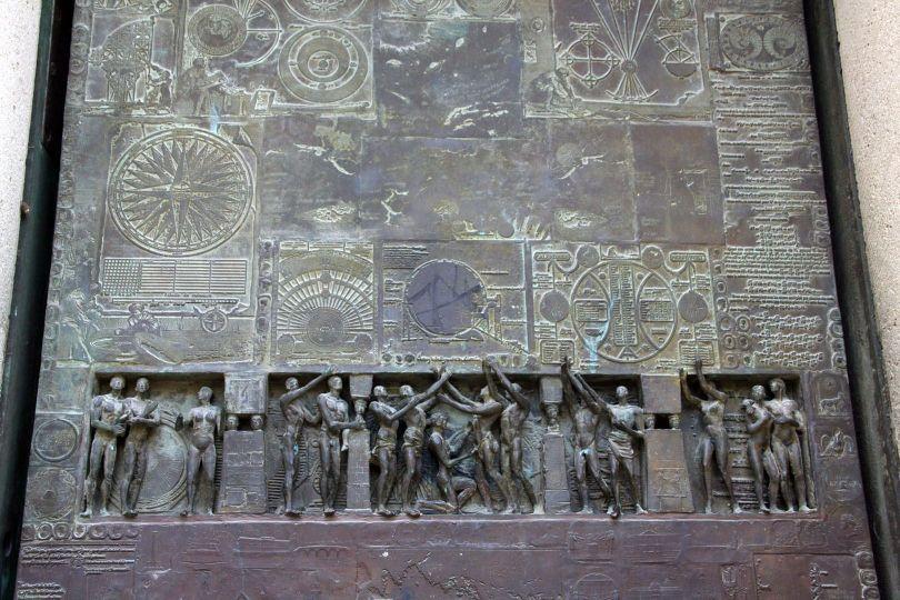 Monument des Droits de l_homme – Paris - 2
