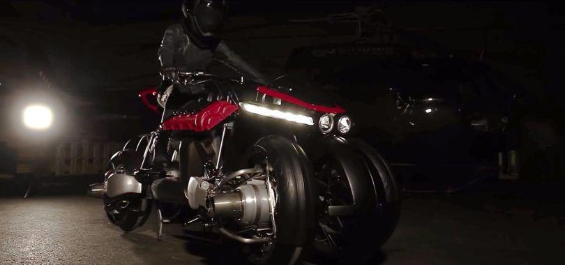 Moto - Lazareth LMV 496 - 1