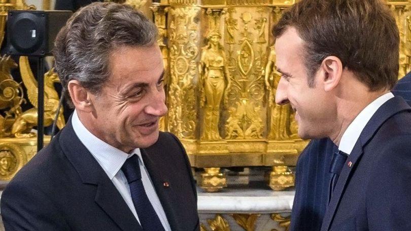 Nicolas Sarkozy – Emmanuel Macron