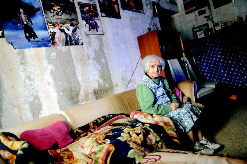 Personne âgée - Pauvreté