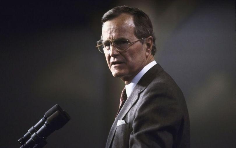 President George HW Bush - 2