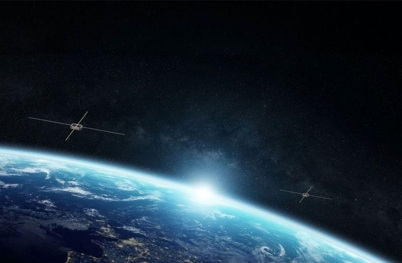 Satellite - Swarm Technologies - 1