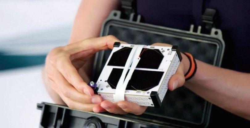 Satellite - Swarm Technologies - 4