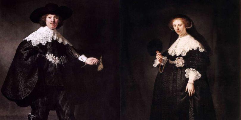 Tableau Rembrandt - 1