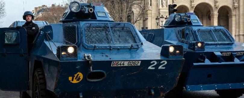 Véhicules blindés – Gendarmerie - 1