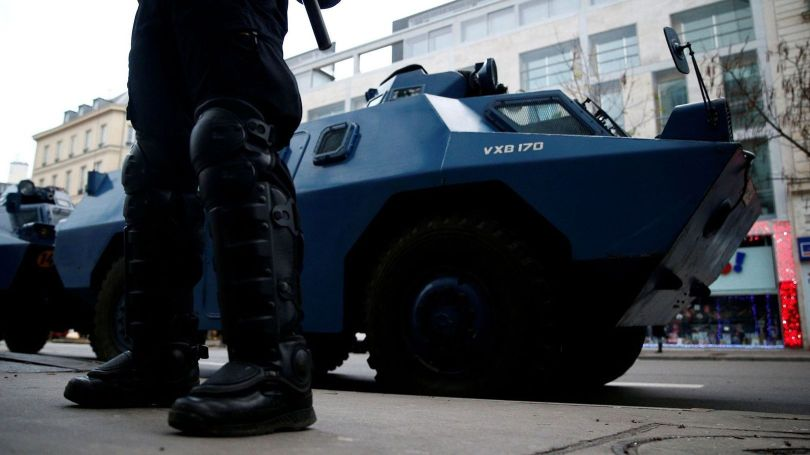 Véhicules blindés – Gendarmerie - 2