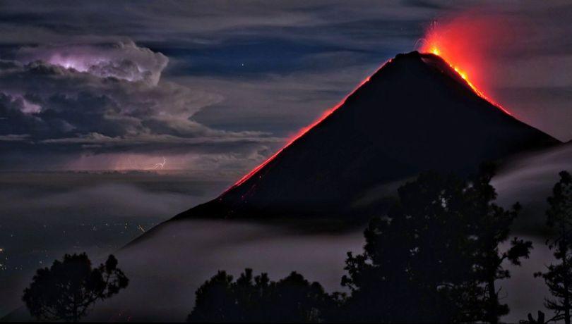Volcan - Guatemala